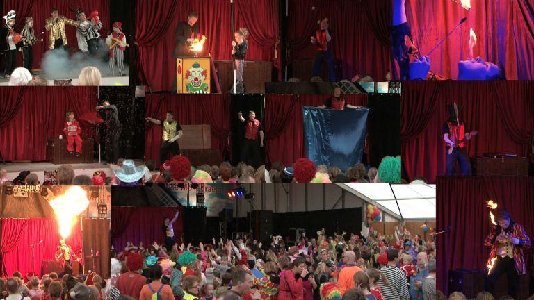 Jumbo Spektakel Show