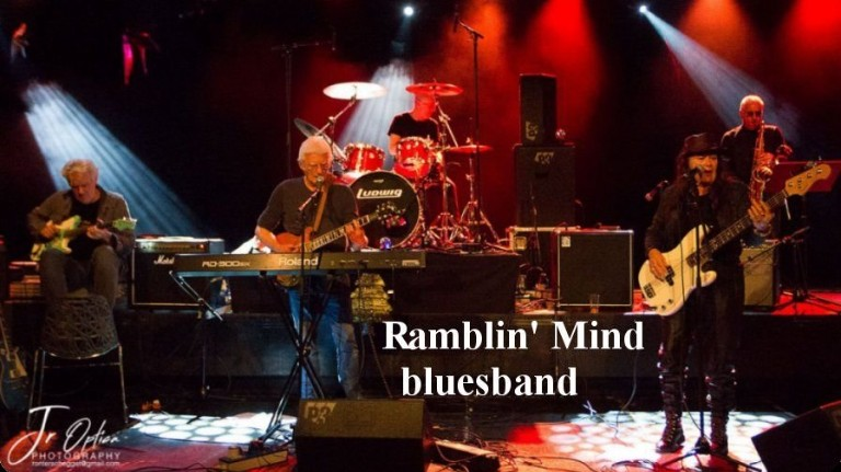 Ramblin' Mind bluesband