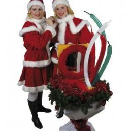 Kindervoorstelling Heinenoord  (NL) Mini Kerst Suprise Car