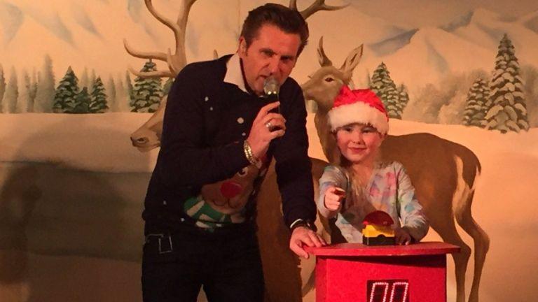 Kinder Kerstshow