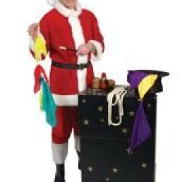 Magician Heinenoord  (NL) Goochelaar Richard Top - Kerst