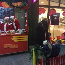 Kris Kras Kerstballen Terras- Knutselen