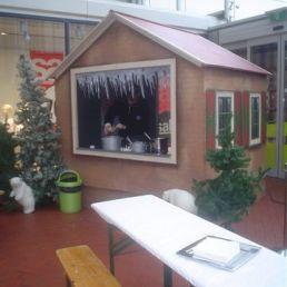 Kids show Heinenoord  (NL) Mega Kerst Traktatie Terras