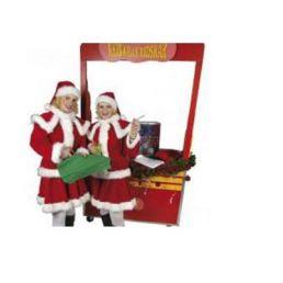 Kids show Heinenoord  (NL) Santa Claus Trekpop Terrace