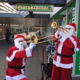 Dixie Duo Swing 'n Roll - Kerstmannen