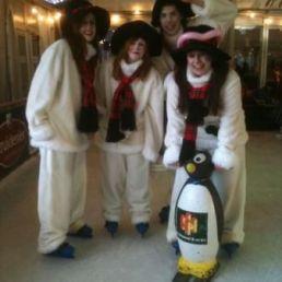 Kids show Heinenoord  (NL) Het Te Gekke Sneeuwpoppen Team