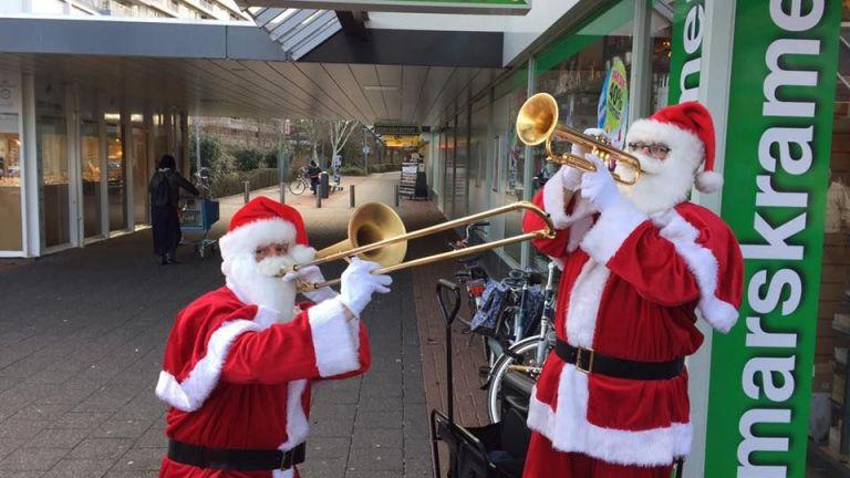 Swinging Dixieband - Kerstmannen