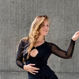 Trainer/Workshop Amsterdam  (NL) Latin Dance Workshop Ladiesnight