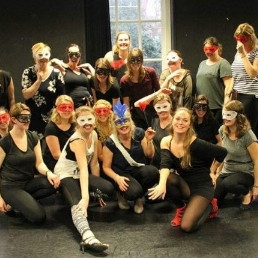 Trainer/Workshop Amsterdam  (NL) High heels workshop Ladiesnight