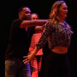 Trainer/Workshop Amsterdam  (NL) Latin dance workshop bachata
