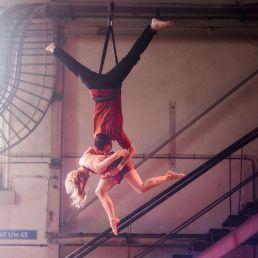 Acrobatische Tango