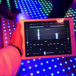 DJ Breda  (NL) Mobiele Walking DJ