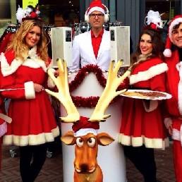 DJ Breda  (NL) Mobiele Rolling DJ - Kerst Show