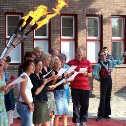 Trainer/Workshop Utrecht  (NL) Voorstelling Maken