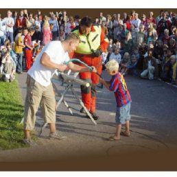 Event show Raalte  (NL) Houthakkers Entertainmentshow