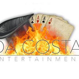 Goochelaar van dacosta-entertainment