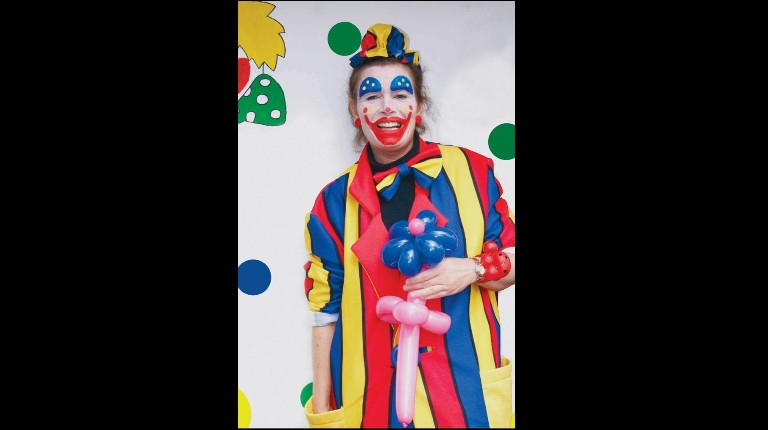 Clown Flapje