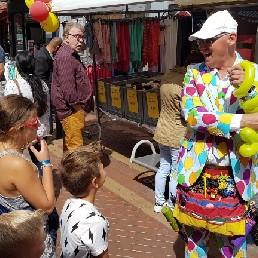 Balloon artist Den Helder  (NL) Ballonnen Artiest