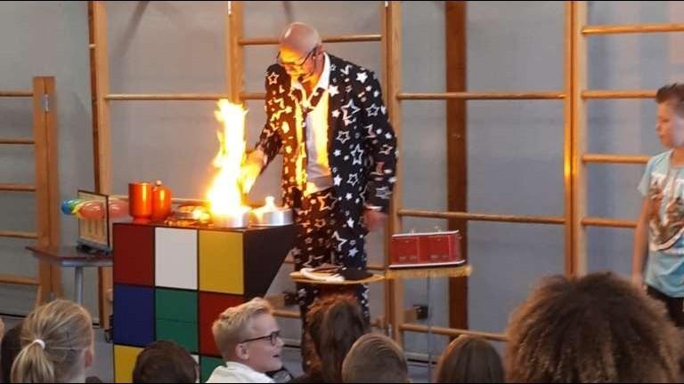 Clown Dombo's Entertainmentshow