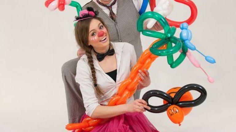 Ballonnen Clown