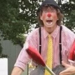 Clown Nieuwegein  (NL) Circus clown