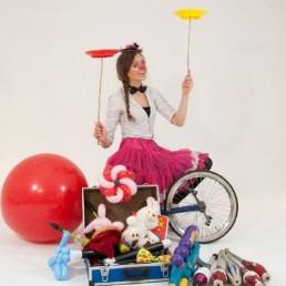 De leukste MeisjesClown van Nederland