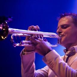 Trompettist Mijdrecht  (NL) Diederik Ruisch (Trompettist)
