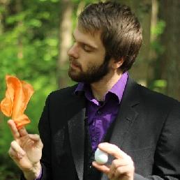 Goochelaar Heerhugowaard  (NL) Martin de goochelaar: Podiumshow