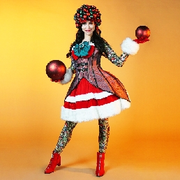 Actor Oosterhout  (Noord Brabant)(NL) Christmas