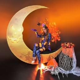 Fotograaf Oosterhout  (Noord Brabant)(NL) Scary Moonlight