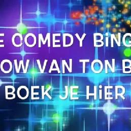 Goochelaar Woerden  (NL) Comedy Bingo Show  | Ton Bal