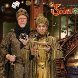 Goochelaar Woerden  (NL) Sinbad & Aladdin de Oosterse Magiërs