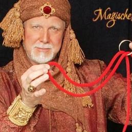 Goochelaar Woerden  (NL) Sinbad's Magische Momentjes