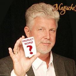 Goochelaar Woerden  (NL) Magische Promo Momentjes | Ton Bal