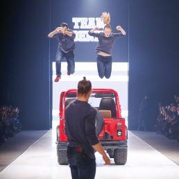 Stuntshow Amsterdam  (NL) JUMP freerun