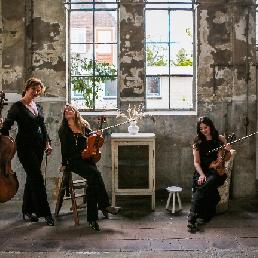 Orkest Amsterdam  (NL) Strijktrio Amsterdam