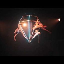 Flying LedDiamond