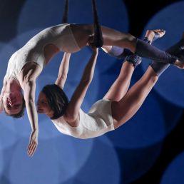 Acrobaat Amsterdam  (NL) Trapeze-Duet