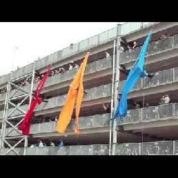 Walldance - Vertical Dance