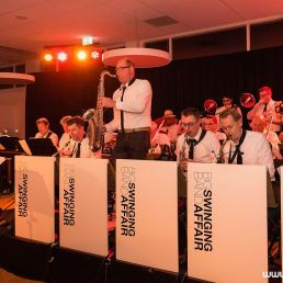 Orkest Middelburg  (NL) Swinging Affair Big Band