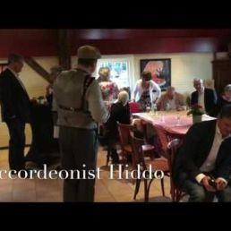 Accordeonist Hiddo
