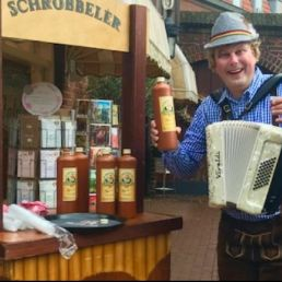Oktoberfest / Tiroler Accordeonist