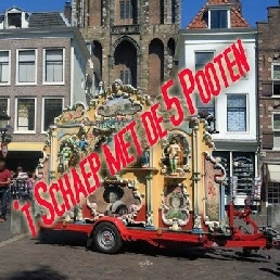 Het leukste draaiorgel van Nederland