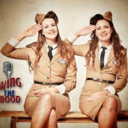 Zanggroep Haalderen  (NL) Zingende Kapsters: Swing the Mood