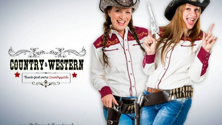 Zingende Kapsters: Country Western