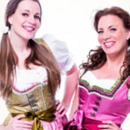 Event show Haalderen  (NL) Zingende Kapsters Aus Tirol