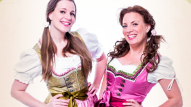 Zingende Kapsters Aus Tirol