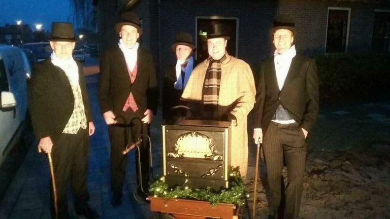 Dickens-orgelman