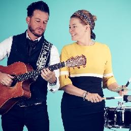 Zanggroep Elst  (Gelderland)(NL) William & Lieke - Bruiloft muziek