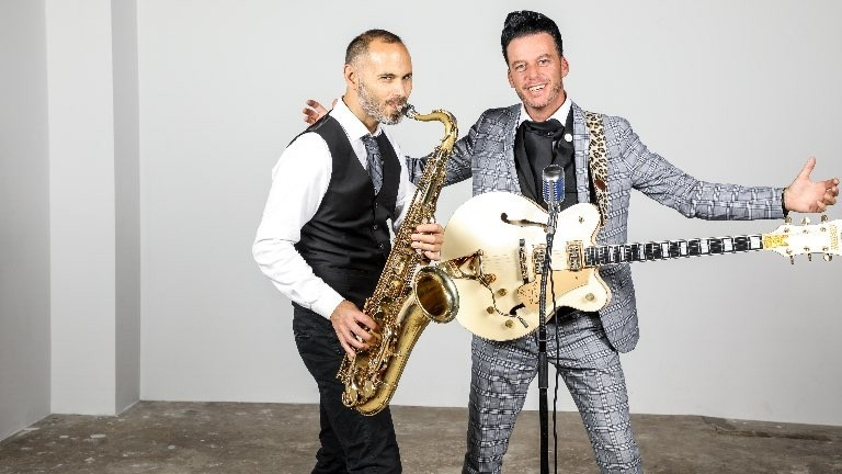 William Smulders duo (Saxofonist)